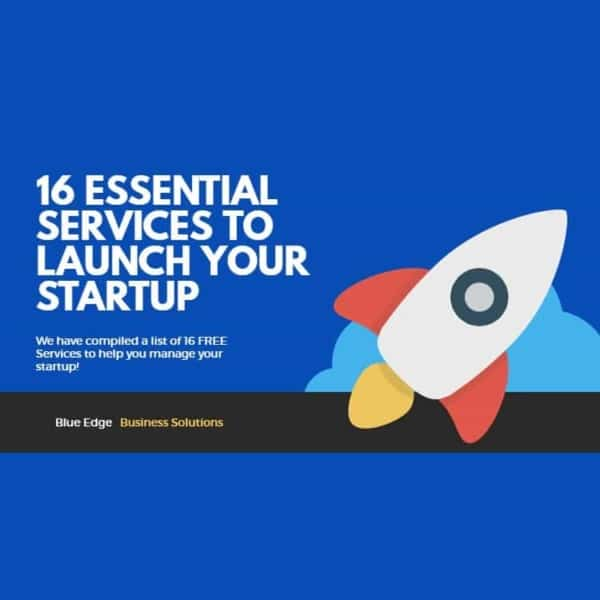 16 Must Have Services for Your Startup
